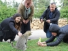 Polish Purim seminar 5 (group with cat)