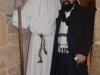 Rabbi Salas with angel of death