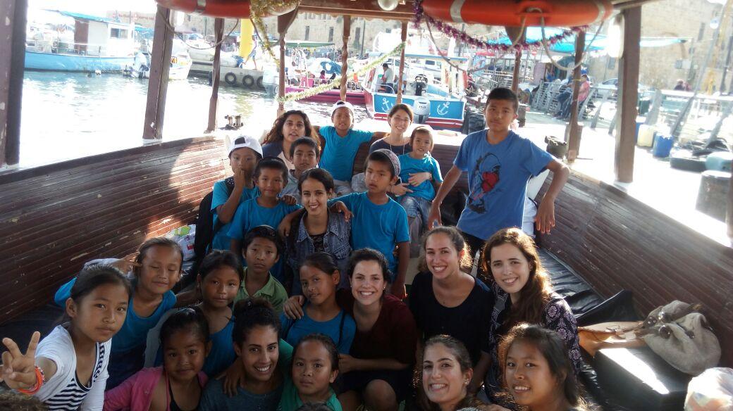 Navegando en Acre