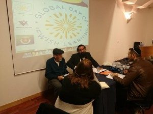 Global Day of Jewish Learning in Portugal in 2014