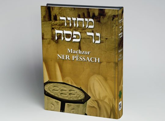 Passover Holiday Prayer Book (Portuguese)